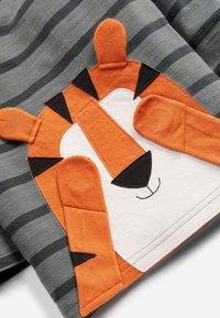 Next - TIGER APPLIQUÉ  - Long sleeved top - grey - 2