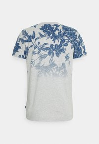 JOOP! Jeans - ALARON - Print T-shirt - medium blue - 7