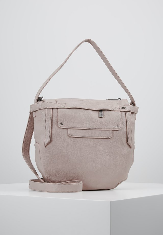 CADIE - Handbag - light rose