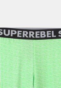 SuperRebel - UNISEX - Punčochy - gecko green - 2