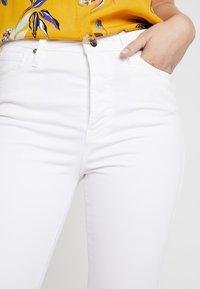 Ivy Copenhagen - FRIDA - Straight leg jeans - white - 3