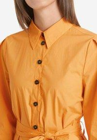 Marc Cain - Shirt dress - gelb - 1