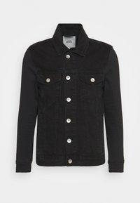 JONAH - Denim jacket - black stone