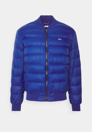 LIGHT JACKET - Kurtka puchowa - blue