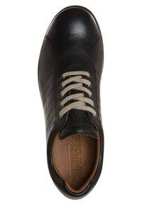 Camper - PELOTAS ARIEL - Casual lace-ups - black - 4