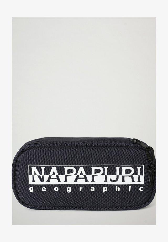 HAPPY - Pencil case - blu marine