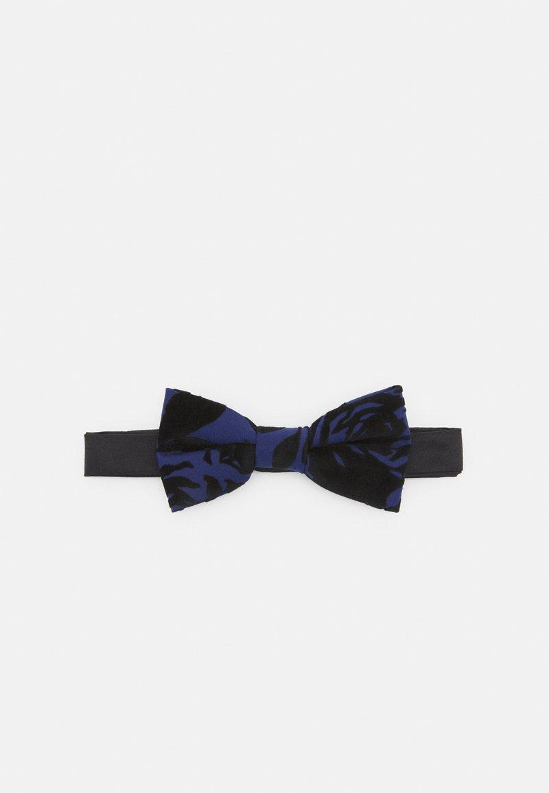 Twisted Tailor - MALKOVICH BOWTIE - Motýlek - blue