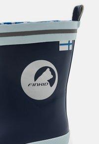 Finkid - VESI UNISEX - Wellies - navy - 5