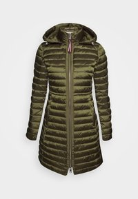 Tommy Hilfiger - COAT - Light jacket - army green - 4