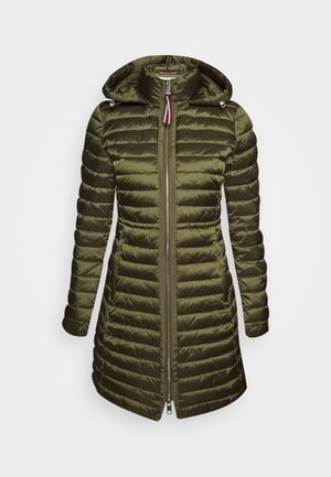 COAT - Lehká bunda - army green