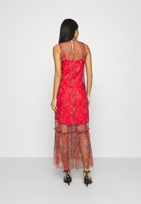 Who What Wear - THE DRESS - Maxi dress - confetti red - 2