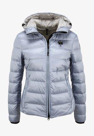 Down jacket - eisblau