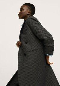 Mango - SAPIENS - Classic coat - bleu marine - 2