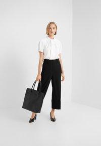 J.CREW - VALENTIN PANT  - Spodnie materiałowe - black - 1
