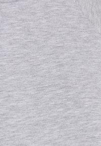 Even&Odd - BASIC - Raw hem - Sweatshirt - mottled light grey - 2
