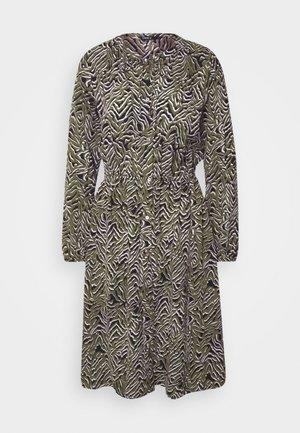 ONLNOVA LUX MIRANDA DRESS - Skjortekjole - kalamata