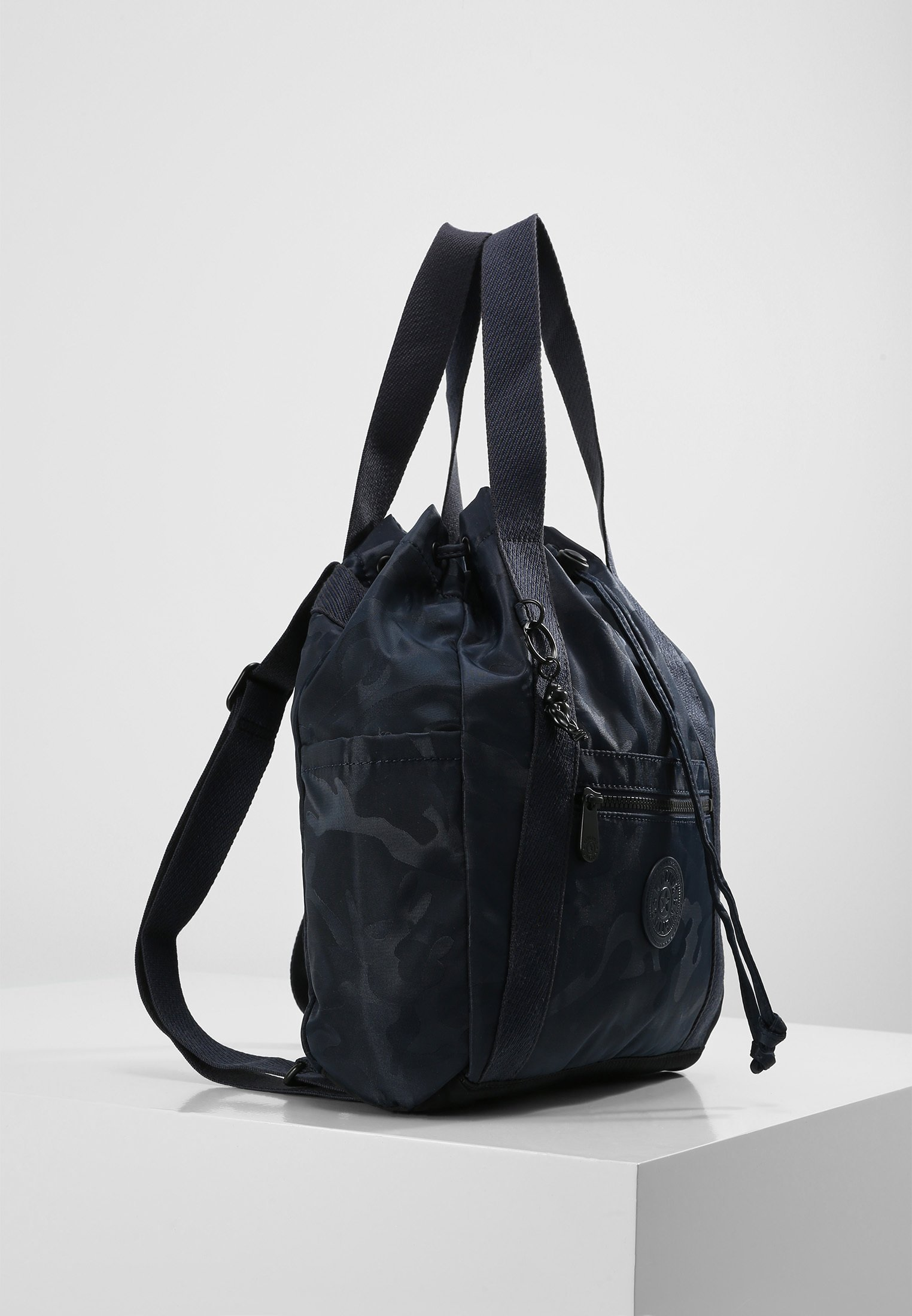 Kipling Art Backpack S - Tagesrucksack Satin Camo Blue/blau