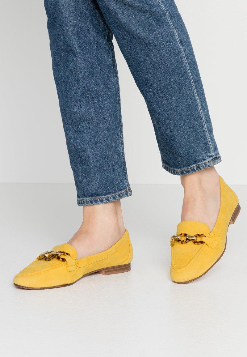 ALDO - GWAULITH - Slip-ons - yellow