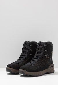 Lowa - SASSELLO II GTX MID - Winter boots - schwarz - 2