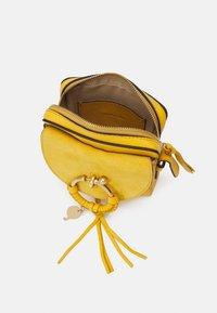 See by Chloé - JOAN CAMERA BAG - Umhängetasche - misty gold-coloured - 7