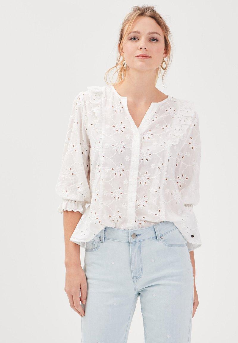 BONOBO Jeans - Blouse - ecru