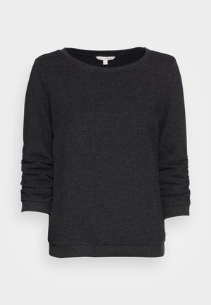 Sweatshirt - shale grey melange