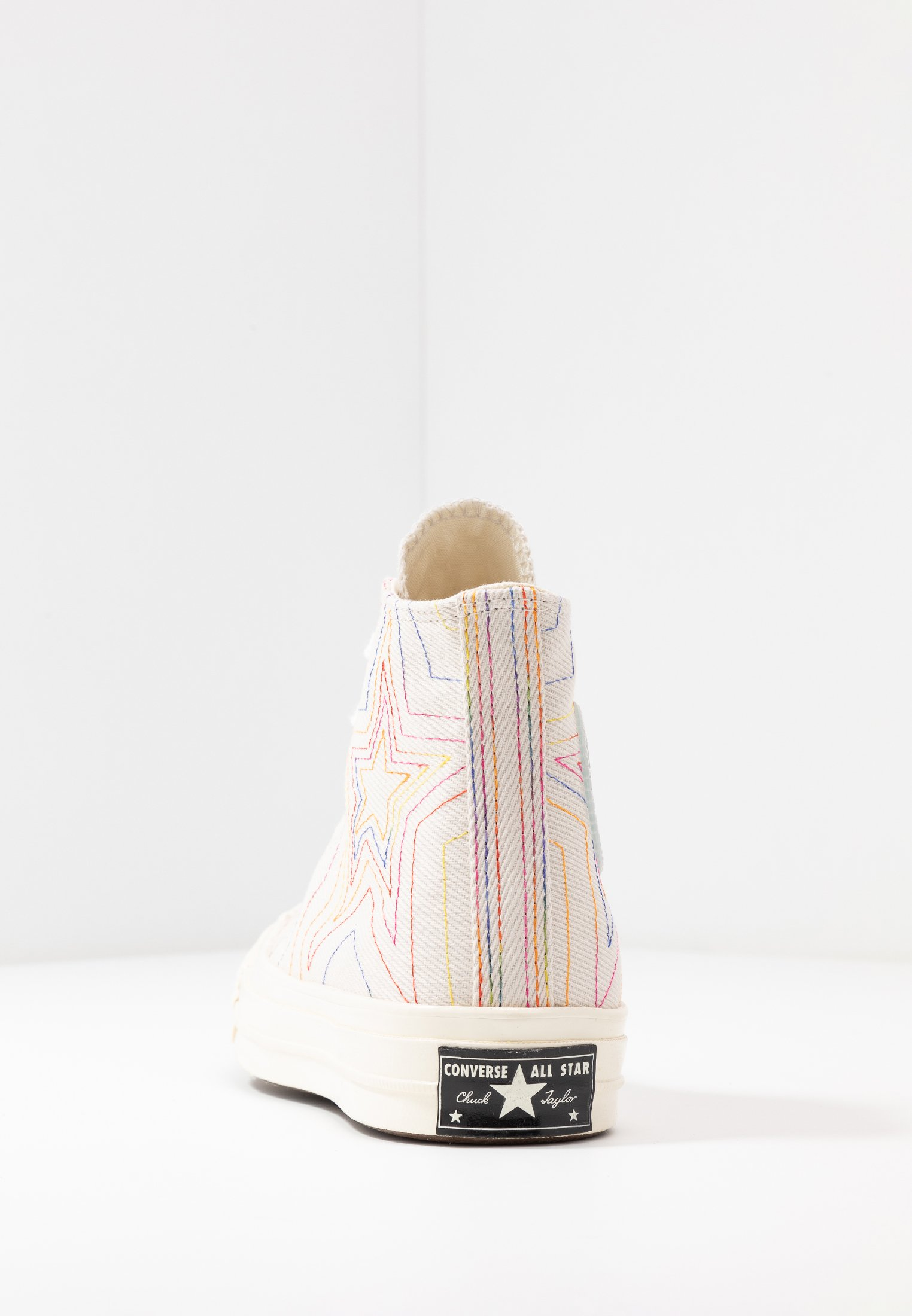 Converse CHUCK 70 RAINBOW Sneaker high whitepale putty