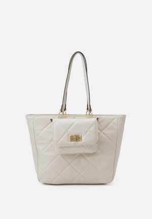 IBOECIA - Handbag - bone