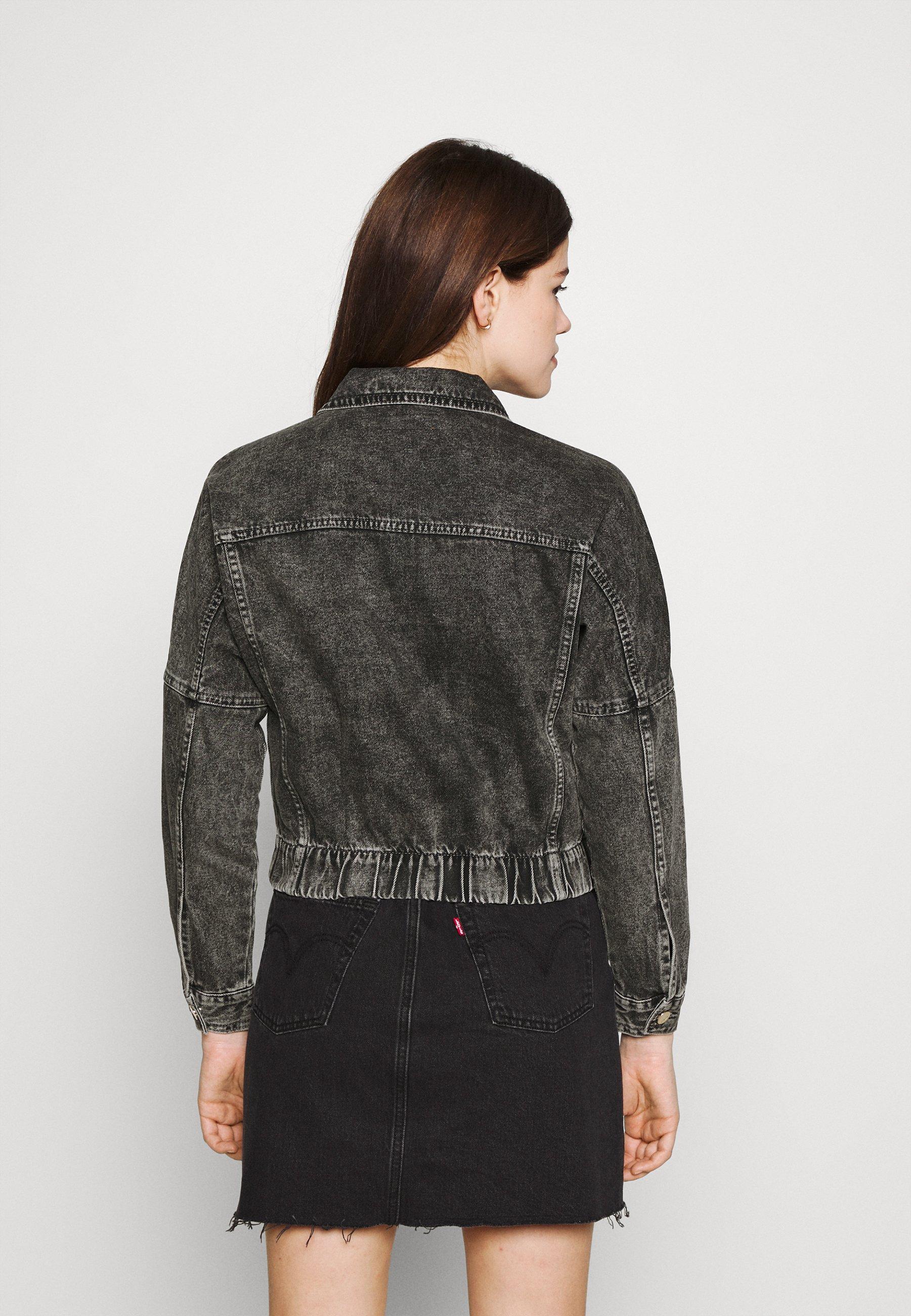 Women ONLRAVE LIFE JACKET - Denim jacket