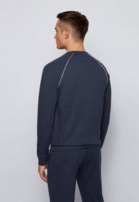 BOSS - TRACKSUIT SWEATSHIRT - Sweater - dark blue - 2