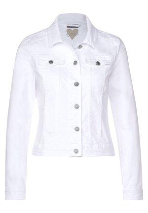 ROXANA - Denim jacket - weiß