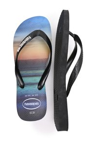 Havaianas - HYPE  - Pool shoes - black - 0