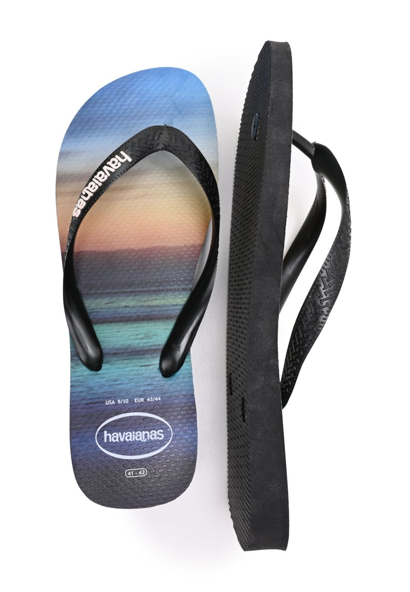 Havaianas - HYPE  - Pool shoes - black
