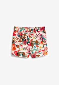 Next - PRINTED CO-ORD SET  - Shorts - pink - 2