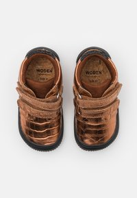 Woden - TRISTAN - Babyschoenen - burnished copper - 3