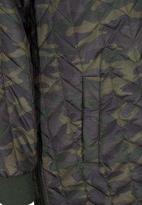 Zizzi - Down jacket - green - 6