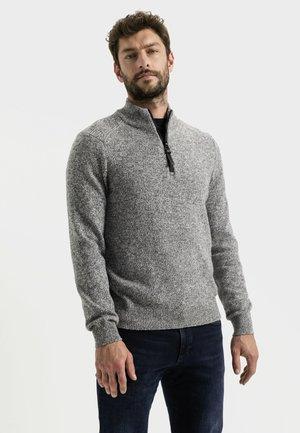 Jumper - heather grey