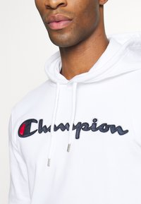 Champion Rochester - ROCHESTER HOODED - Hoodie - white - 4