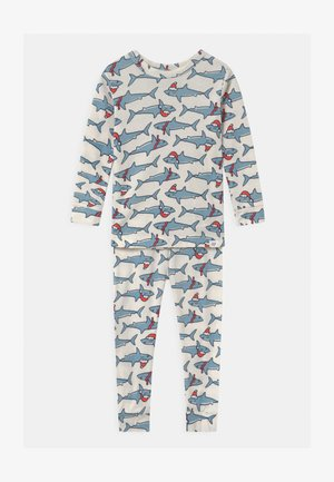 TODDLER BOY XMAS - Pyjama set - ivory frost