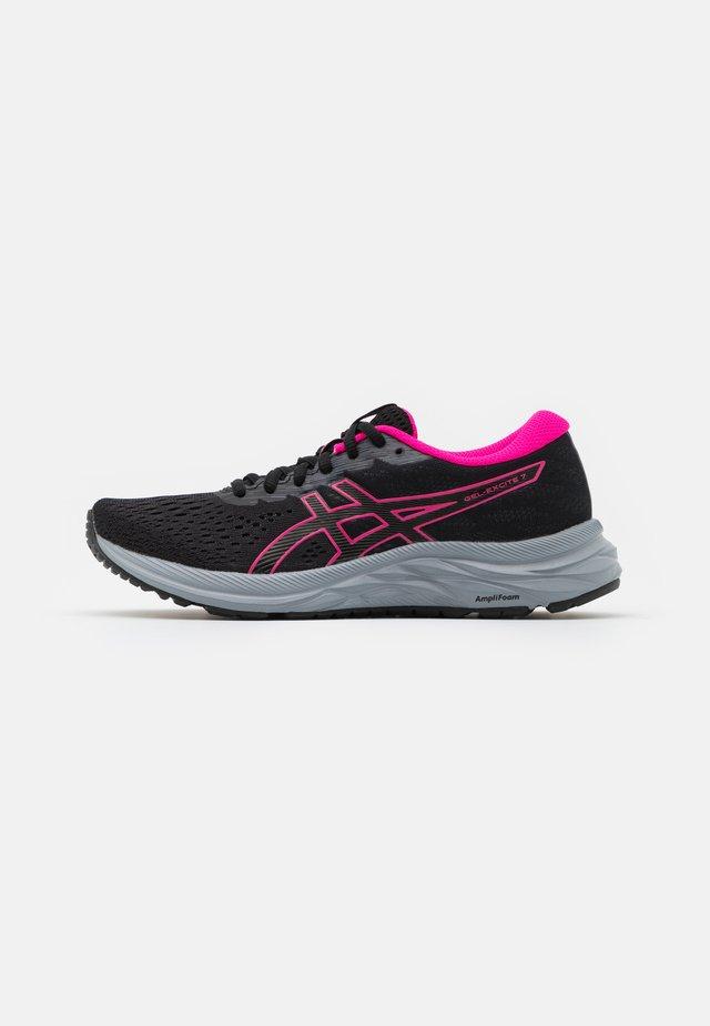 GEL-EXCITE 7 - Obuwie do biegania treningowe - black/metropolis
