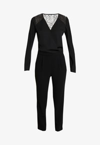 comma - CATSUIT - Mono - black - 4