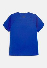 Under Armour - TECH BIG LOGO UNISEX - Camiseta estampada - royal - 1