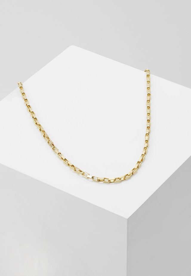 CHASE YOU NECK - Necklace - gold-coloured