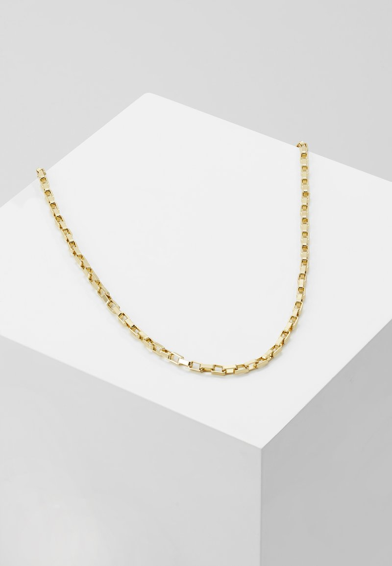 SNÖ of Sweden - CHASE YOU NECK - Necklace - gold-coloured