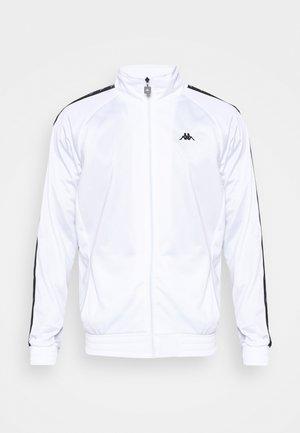 JECKO - Træningsjakker - bright white