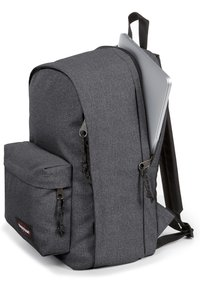 Eastpak - BACK TO WORK RUCKSACK 43 CM LAPTOPFACH - Rucksack - black denim - 5
