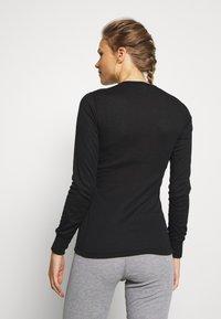 ODLO - CREW NECK ACTIVE WARM - Unterhemd/-shirt - black - 2