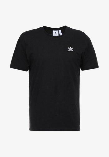 ADICOLOR ESSENTIAL TEE - T-shirts print - black