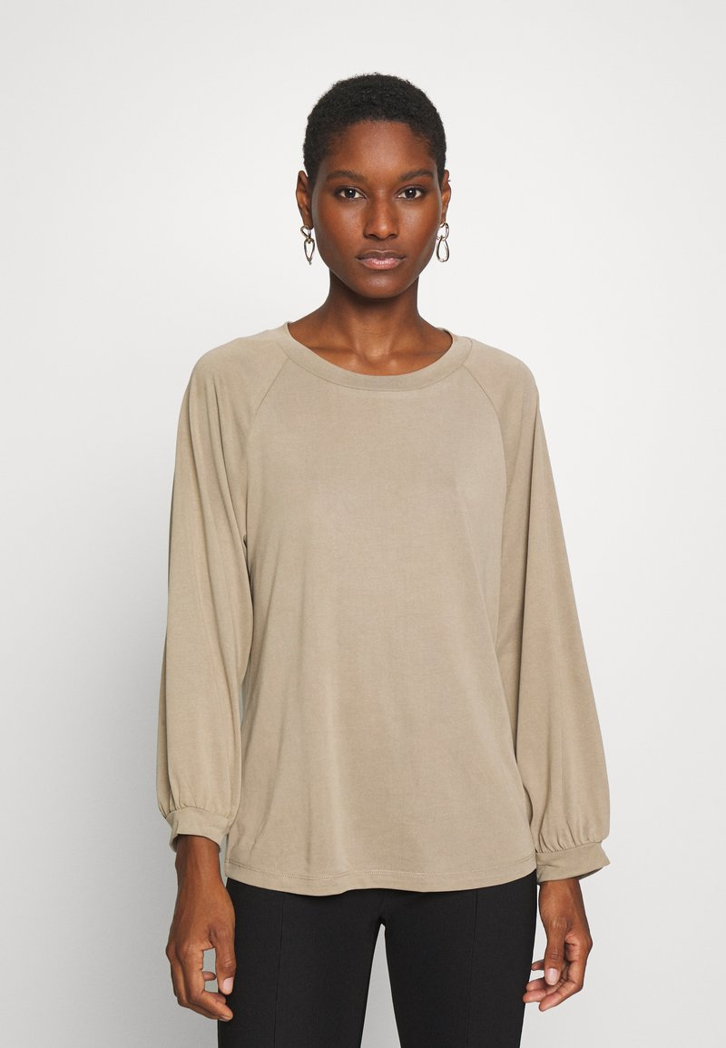 mbyM - KILJA - Long sleeved top - twig