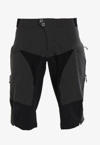 Gore Wear - ALL MOUNTAIN SHORTS - Sports shorts - terra grey - 6